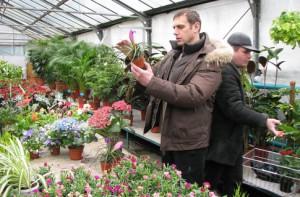 цветочный магазин бизнес