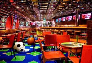 Бизнес спорт бар