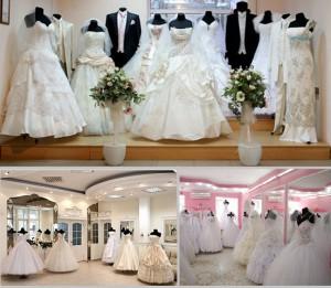 бизнес свадебный салон