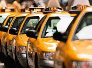 Открыть службу такси