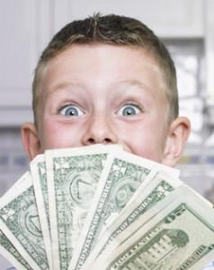 Заработать деньги в 12 лет