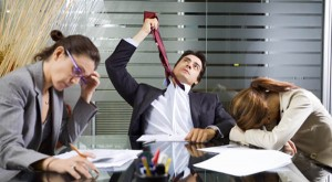 Проблемы мотивации персонала