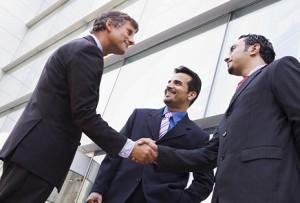 Посредническая деятельность - прекрасный старт новоявленного бизнесмена