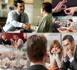 Язык жестов в бизнесе вместо детектора лжи