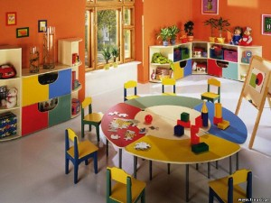 Чтобы открыть детский сад, нужно очень этого захотеть