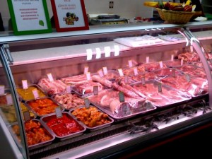 Открыть мясной магазин - привлечь весь город