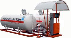 Как открыть газовую заправку – заменить бензин газом