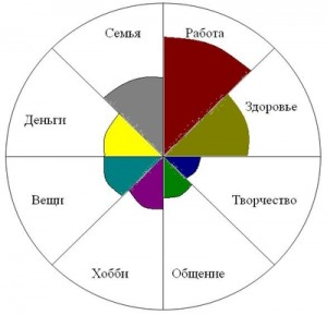 колесо жизни пример