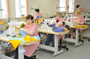 Идея открыть швейный цех гарантирует высокую рентабельность