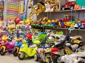 Обеспечить счастливое детство и открыть магазин игрушек