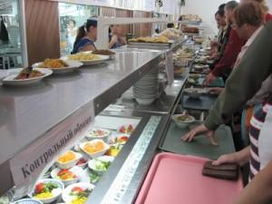 Как открыть столовую, где можно хорошо и недорого подкрепиться