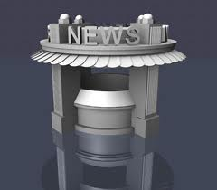 как открывают газетный киоск