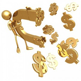 Как дома делаются деньги