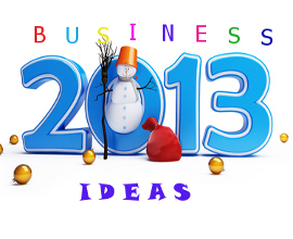 идеи 2013 в бизнесе