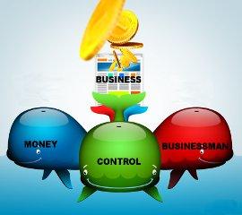 Предпринимательство - это способ управления деньгами