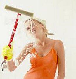 Мыть и чистить