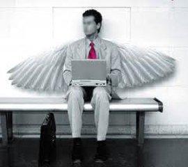 Россия,ангелы и бизнес