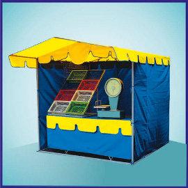 Открытая торговая палатка