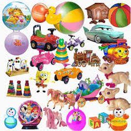 Продавать детские игрушки - масштаб рынк