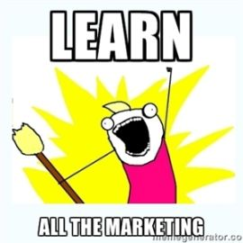 изучаем маркетинг