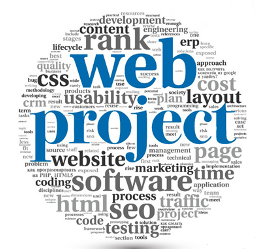 разрабатывать интернет проекты