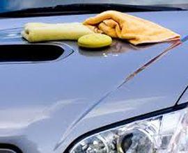 помыть автомобиль без воды
