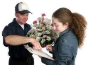 доставлять цветы - идея бизнеса