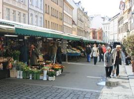 торговля на улицах города