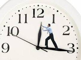 главные ресурсы - время