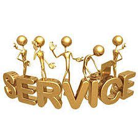 управлять сервисом