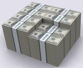 доллары - целый миллион