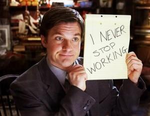 быть трудоголиком