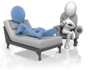 психотерапевт помогает