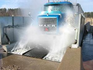 Бизнес проект автомойка для грузовиков