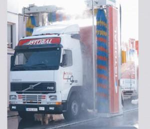 автомойки для грузовых автомобилей