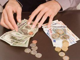 пересчитать деньги