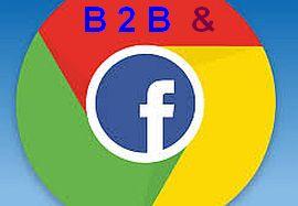 b2b Facebook и Google