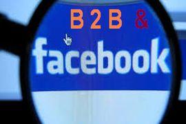 Facebook  как продвижение b2b
