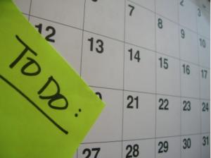 Как навести порядок - добавьте дела в календарь