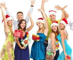 новогодние традиции общие
