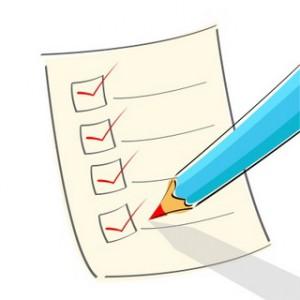 Как навести порядок составьте список дел