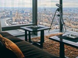 Апартаменты в Москве с видом