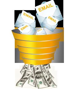Email рассылка воронкаmoney