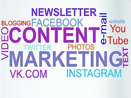 контент маркетинг в бизнесе