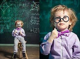 Гений - какой он - ребенок или взрослый