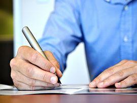Как написать хорошую статью - ручкой
