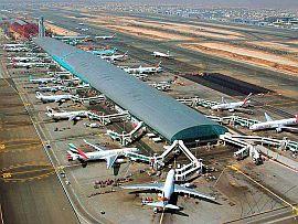 Страны где нет кризиса аэропорт огромен