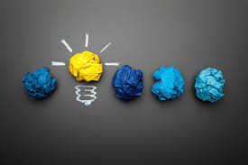 каким должен быть - с идеями