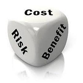 оценка рисков в бизнес плане кубик анализа