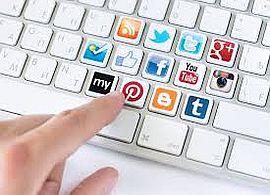 продвижение в соцсетях клавиатура